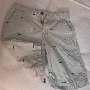 Used. OLD NAVY kid's shorts.